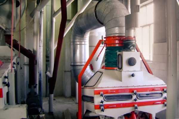 دستگاه شن گیر بوجاری