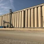 پروژه سیلو ۸۰ هزار تنی کرج