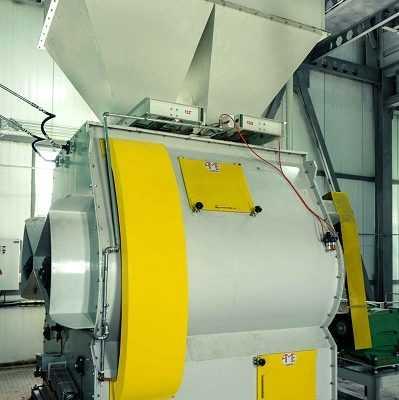 دستگاه میکسر پارویی ساخت آورتین