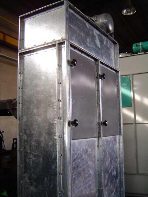 فیلتر مکعبی سیستم غبارگیر
