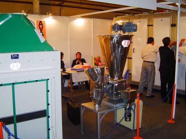 شرکت آورتین در نمایشگاههای داخلی و بینالمللی- نمایشگاه Argo Food