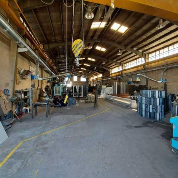 سالن تولید شرکت آورتین