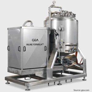 تجهیزات و ماشین آلات صنایع غذایی