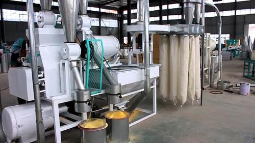 دستگاه های آسیاب آرد گندم اتوماتیک
