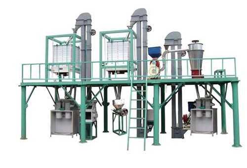 دستگاه آسیاب غلات ساخت شرکت آورتین